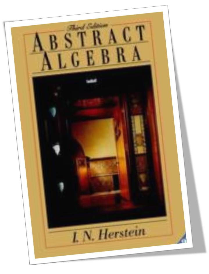 israel herstein abstract algebra pdf
