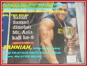 Jenama Malaysia Nu-Prep 100 TAHU,YAKIN Mr Asia 2012 adalah Sazali Samad Sebilion Terima Kasih
