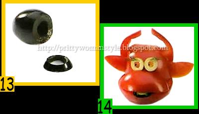 черна маслина без костилка