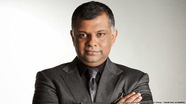 Kehangatan Keusahawanan Tan Sri Tony Fernandes Air Asia