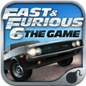 Fast & Furious 6: The Game App iTunes App Icon Logo By Kabam - FreeApps.ws