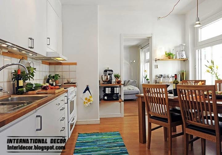 Scandinavian kitchen design and style top trends home decoration ideas - Amazing scandinavian kitchen design ideas for a stylish cooking area ...