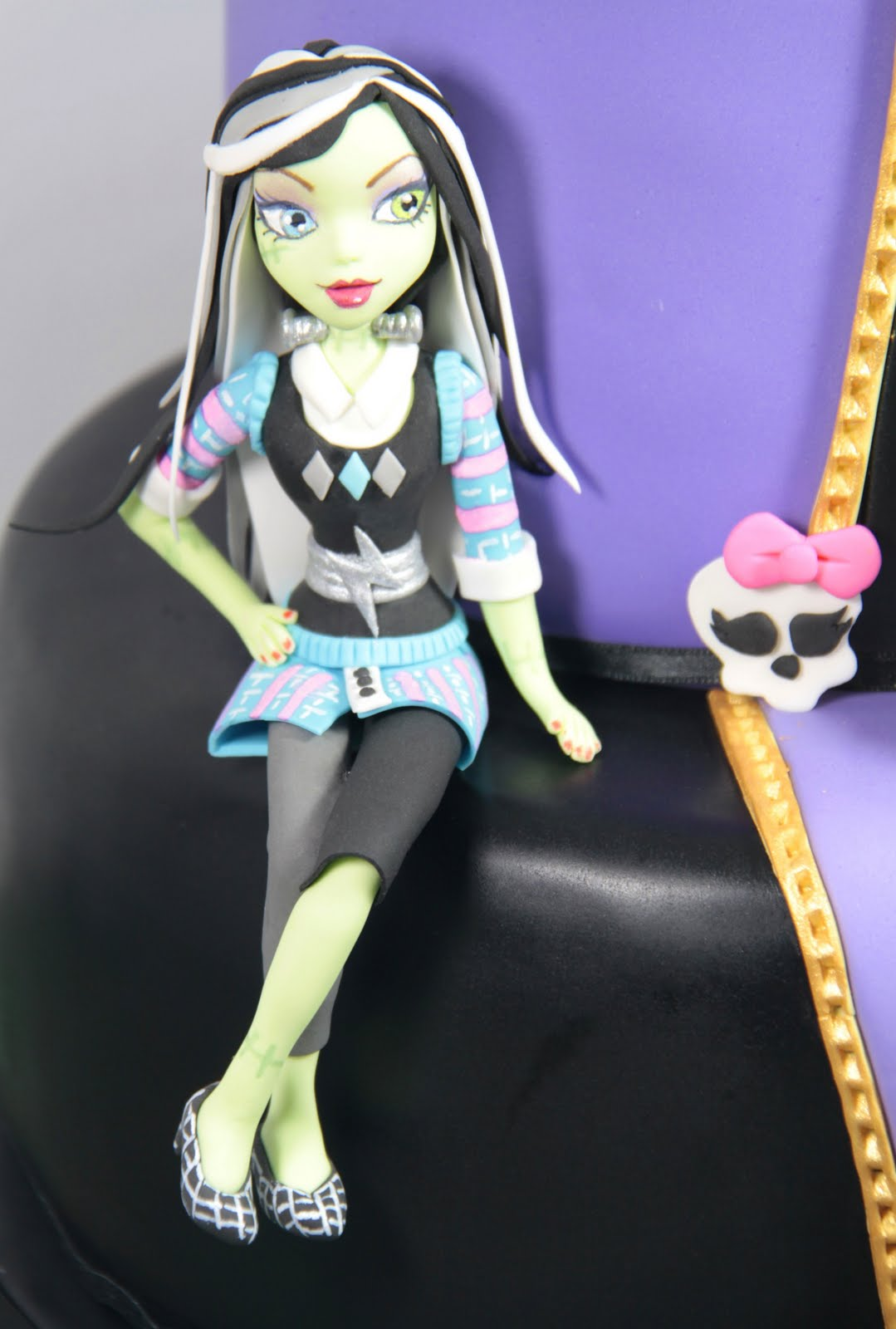 Modelos De Tortas De Monster High Wallpapers | Real Madrid Wallpapers