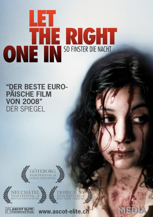 a review of the movie let the right one in