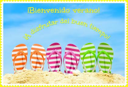 * ¡El verano ya está aquí! *