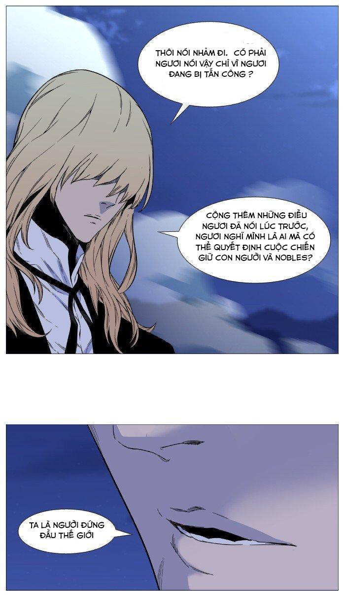 Quý Tộc Ma Cà Rồng chap 495 - Trang 27