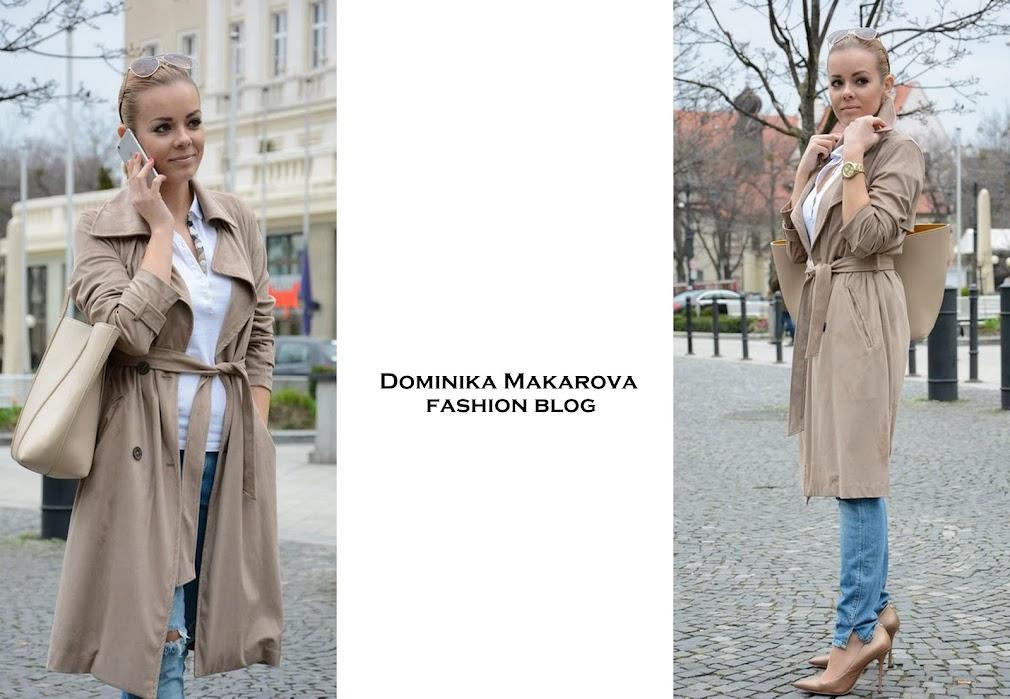 Dominika Makarová fashion blog