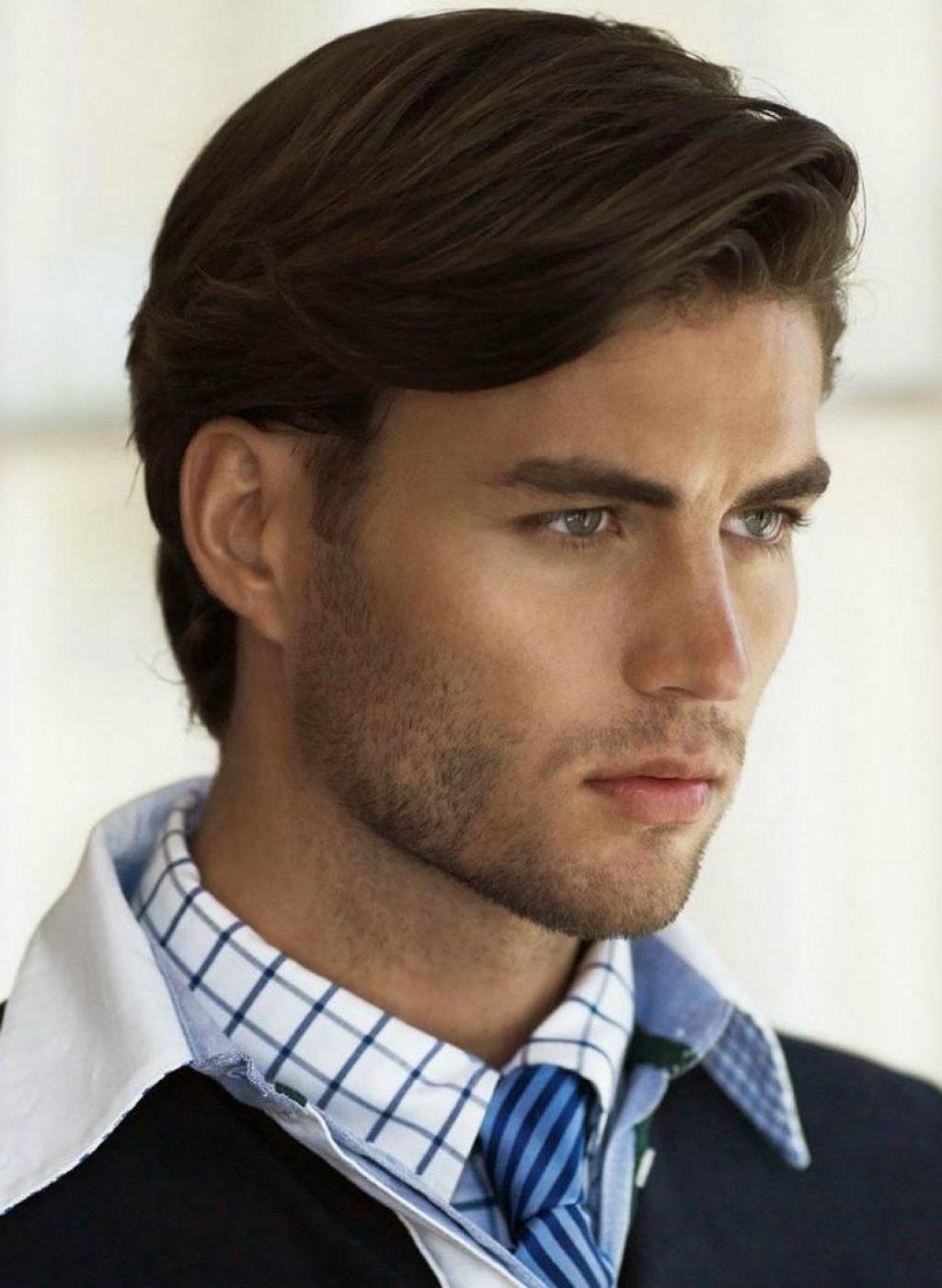 Peinados Formales Para Hombres Cortes de Pelo para Hombres - Peinados Formales Para Hombres