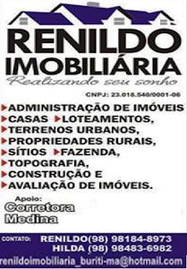 RENILDO IMOBILIÁRIA - REALIZANDO SEU SONHO
