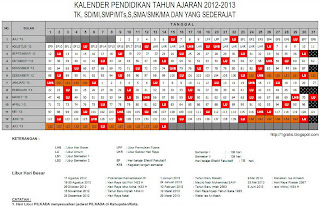 Download Kalender pendidikan 2013-2014