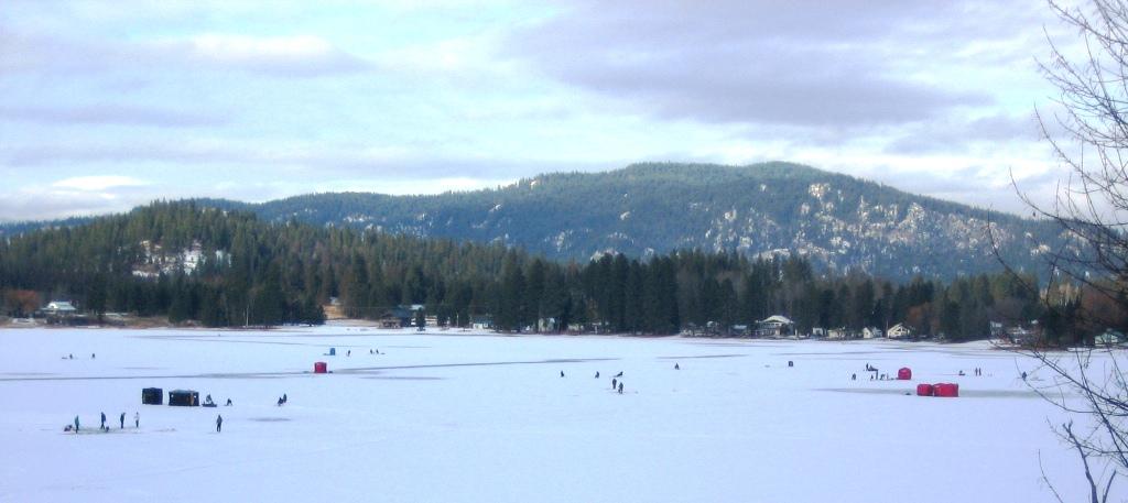 Idaho fly fishers idaho montana fishing fly fishing for Ice fishing idaho