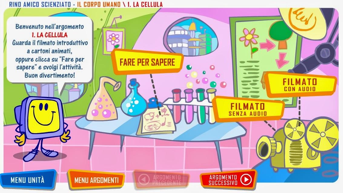 Célèbre Scuola primaria PADRE MARCO D'AVIANO: Rino amico scienziato  VN43