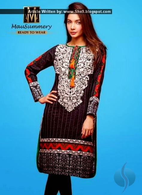 Mausummery Ready To Wear Winter 2014-2015