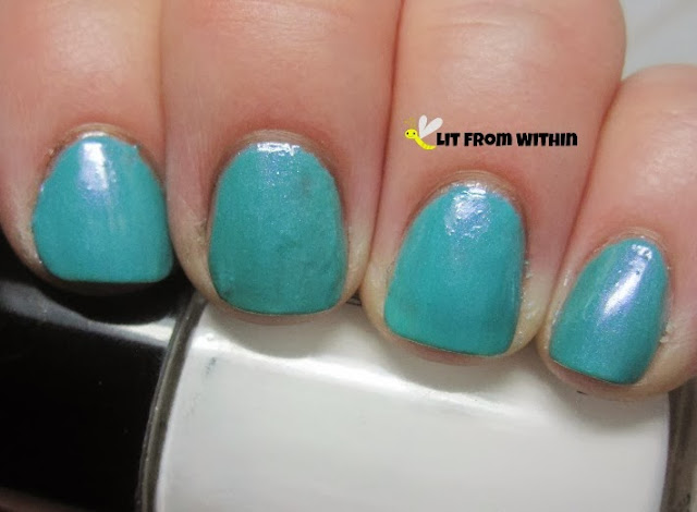 Gap Bright Pool,or Rescue Beauty Lounge Aqua Lily?