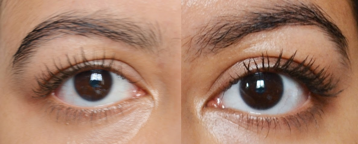 Jica Lash Extension Treatment on lashes - Aspiring Londoner