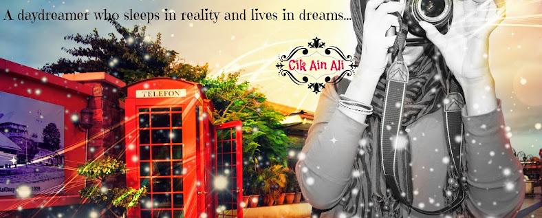 Cik Ain Ali