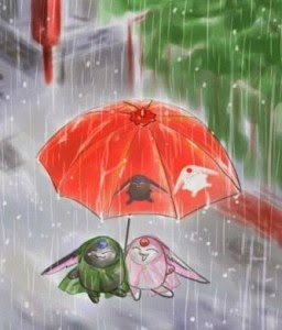 Những hình ảnh đẹp nhất về mưa [buồn + lãng mạn lắm]