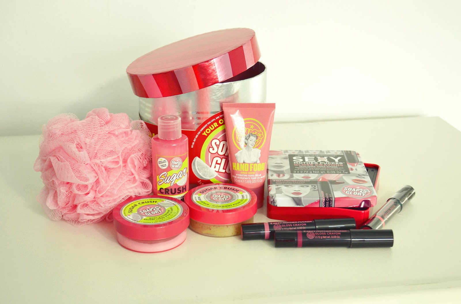 Freckled Elle: Soap & Glory Christmas Gift Sets