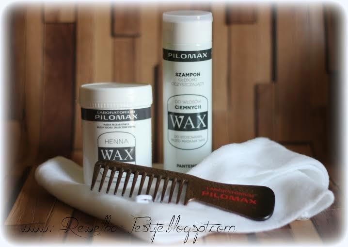 Współpraca z Laboratorium Pilomax - kuracja do włosów ciemnych