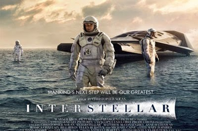 Interstellar (2014) movie poster