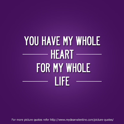 I Love You Quotes for him #6