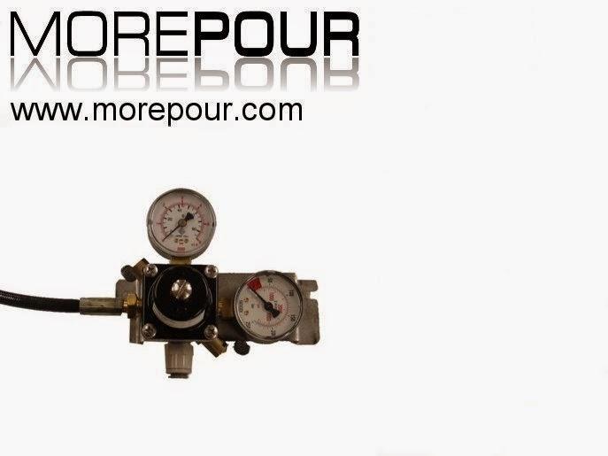 mixed gas regulator valve