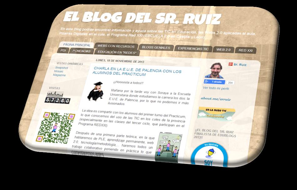 Blog del Sr Ruiz
