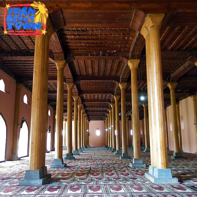 Jamia Masjid in Srinagar, Kashmir, India