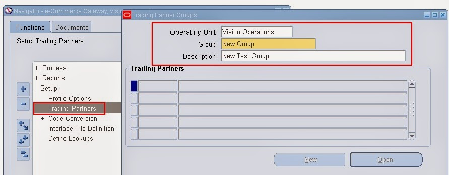 Simplifying Oracle E Business Suite: EDI RLM