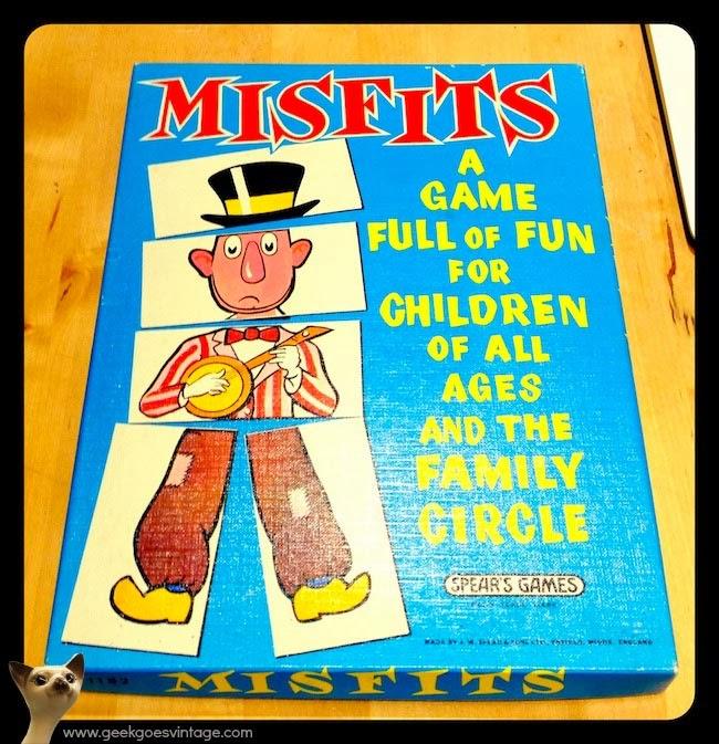Misfits Game