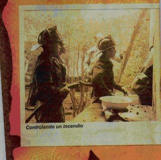 bomberos historia