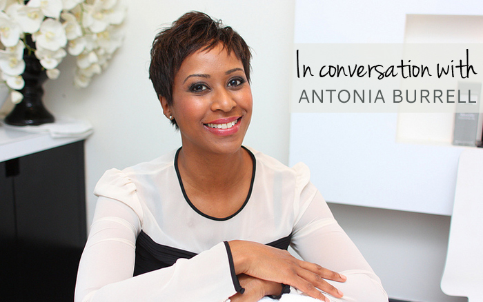 In Conversation with Antonia Burrell