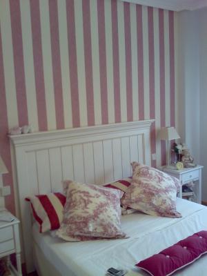 Decora tu hogar papeles pintados - Papel pintado gotele ...