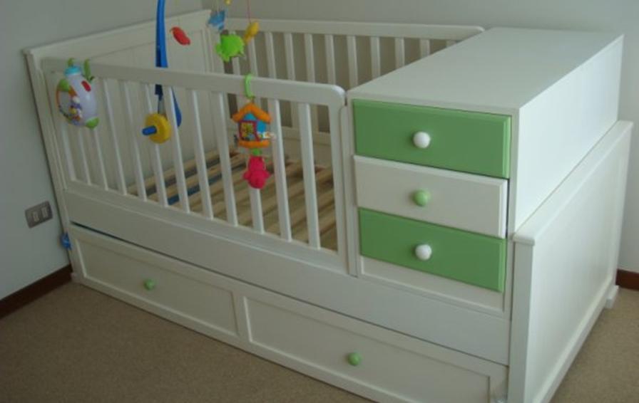 Bebe Muebles Proyectos: cuna multiple bebe maria jose