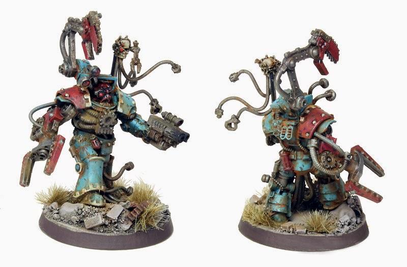 Pre Heresy Alpha Legion Forge Lord