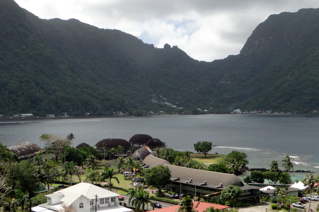 Rainmaker Hotel - Latitude Options: Sadie's Hotels, Pago Pago, American Samoa