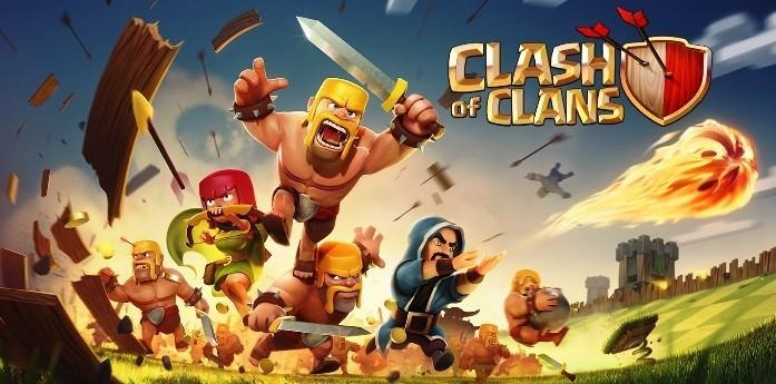 Cara Cepat Membangun Kerajaan Di Game Clash of Clans (COC)