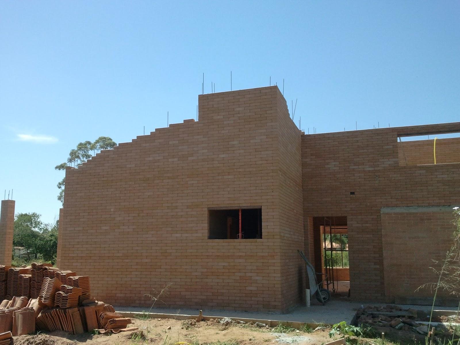 Construindo e Ampliando com Tijolo Solo cimento / Ecológico: Vista do  #0B80C0 1600 1200