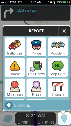 Best Gas Prices >> One Cool Tip Com Running Out Of Gas Let Waze Show You The
