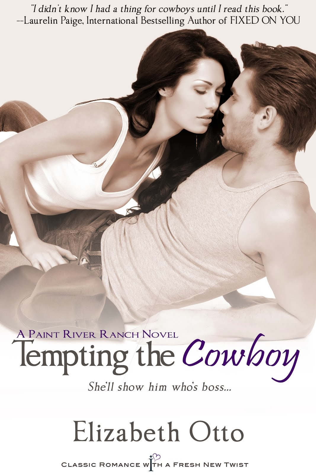 TEMPTING THE COWBOY