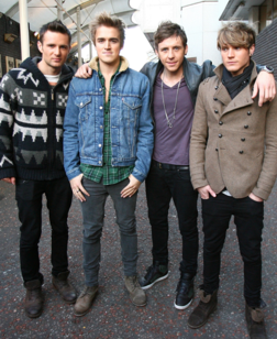 MIS IDOLOS. McFly ♥