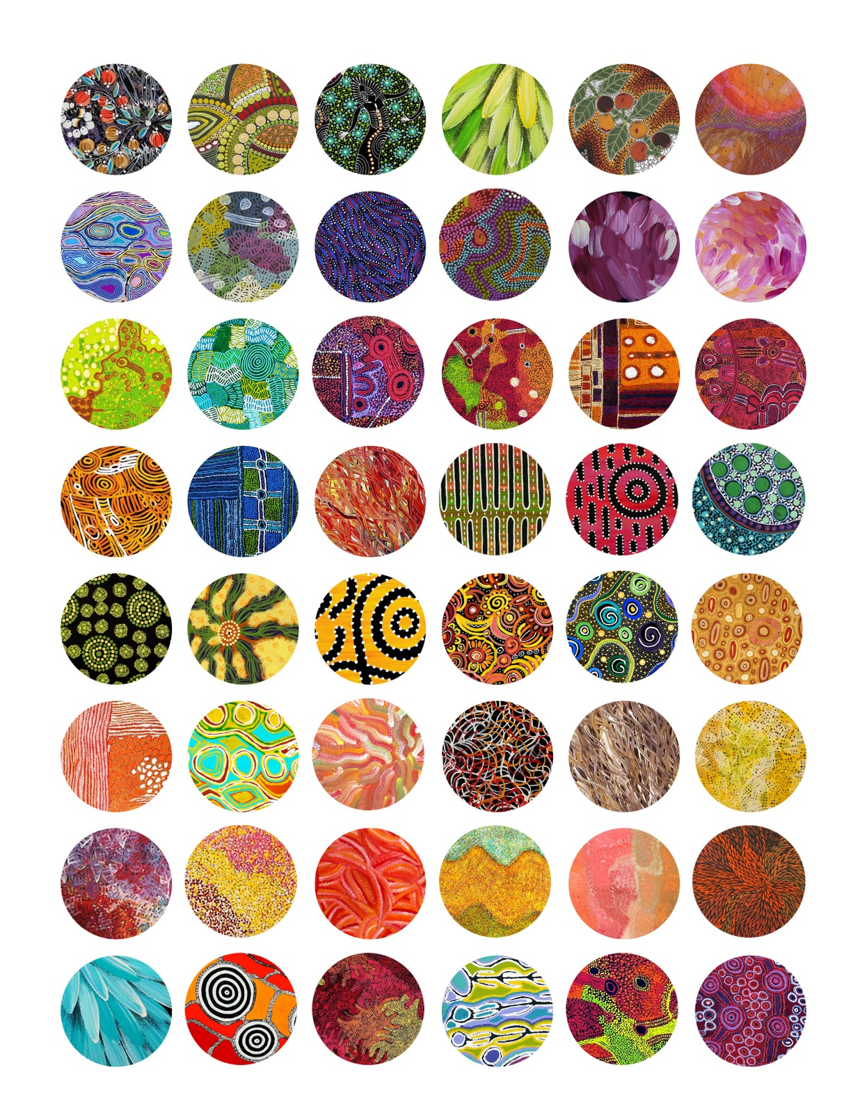 The sum of all crafts sunday digital download for Bottle cap designs