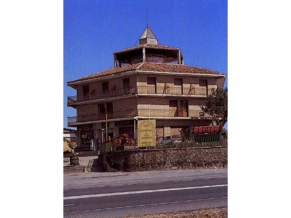Hoteles el portal de la rioja en bri as kukina for Hoteles de diseno en la rioja
