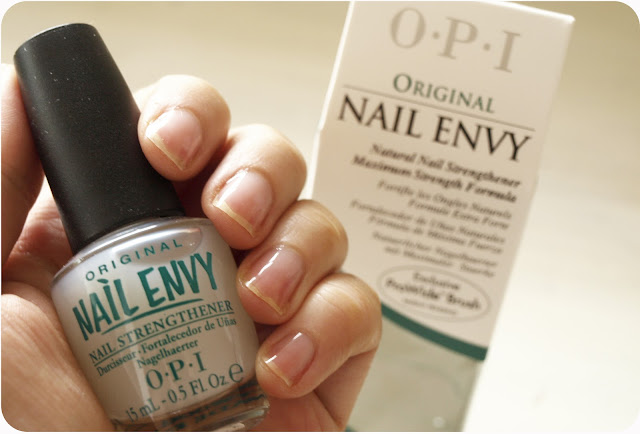 Opi Nail Envy Nail Strengthener Review@^*