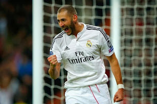 REAL STAR: Could Karim Benzema be tempted to Old Trafford?