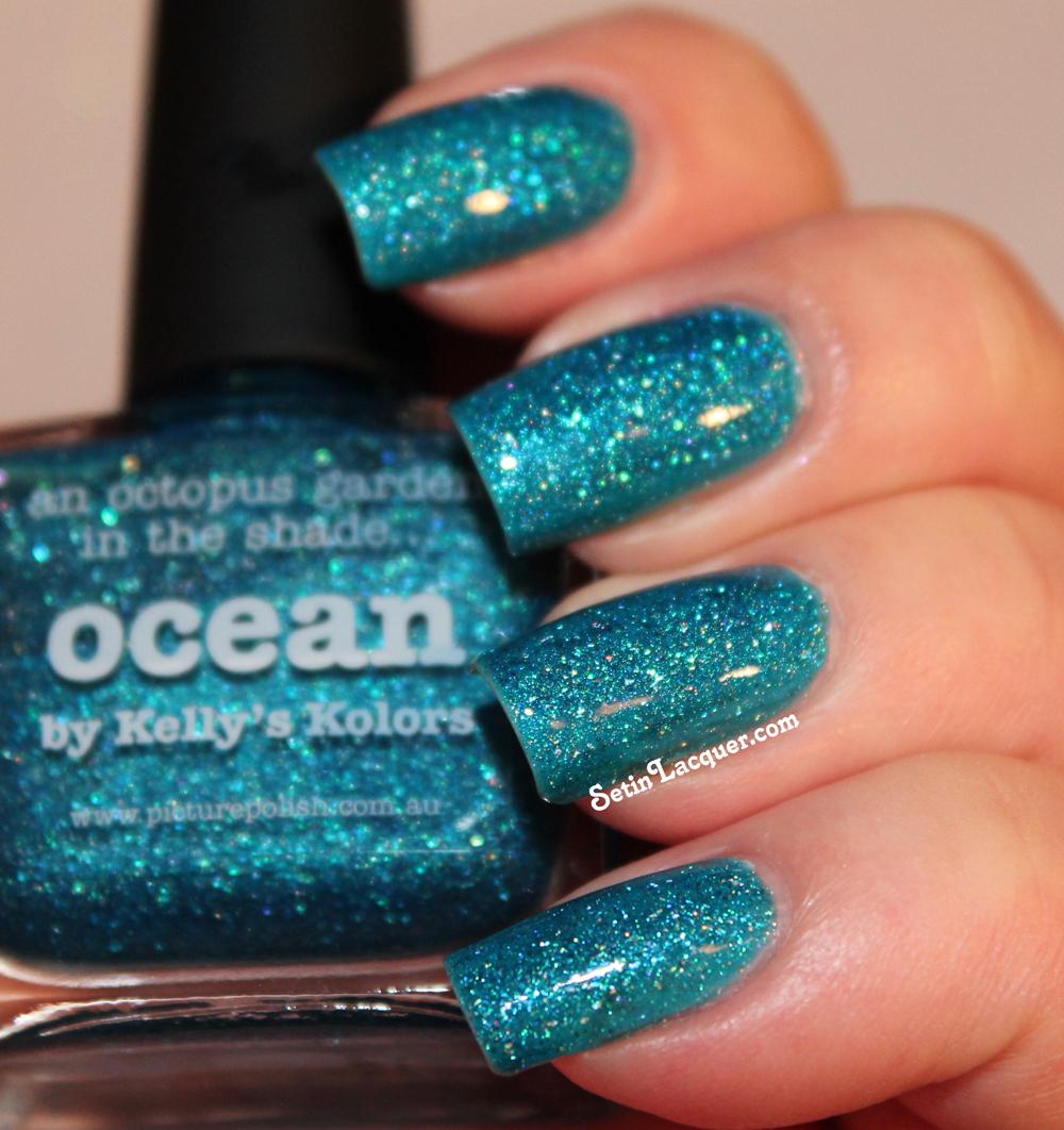 """piCture pOlish """"Ocean"""""""