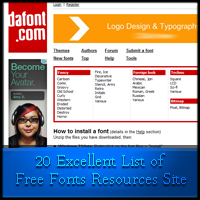 freefonts 10 of the Must Read Articles to Find Design Resources