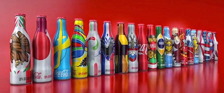 2014 Coca-Cola Bottle