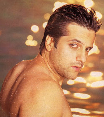 Fardeen Khan hot photo