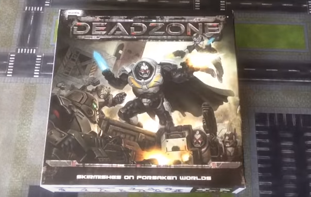 Deadzone 2nd Edition Unboxing